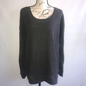 Torrid Sweatshirt with Beading details